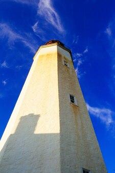 Najwyższy budynek latarni niebo