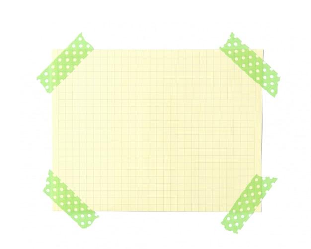 Naklejki trzymające papier