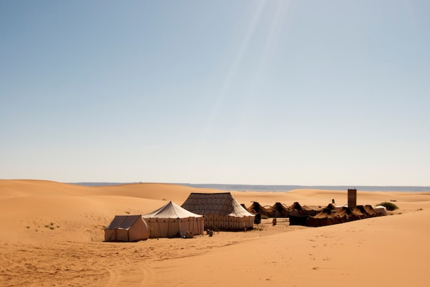 Namiot pustynny