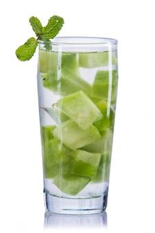 Napar z wody melona