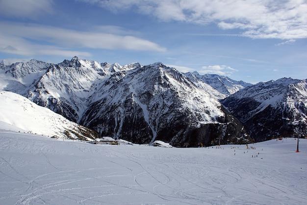 Narciarstwo górskie