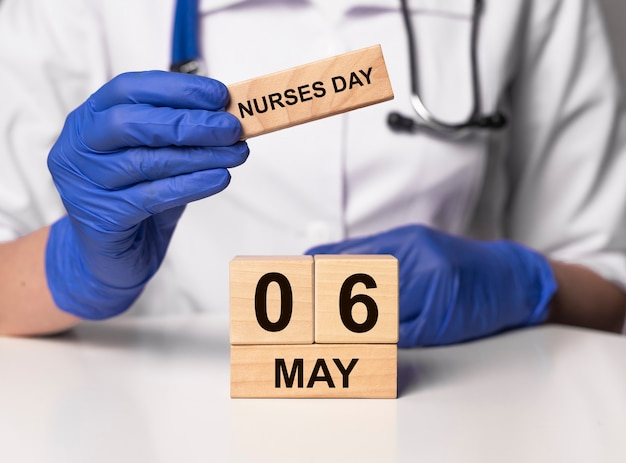 Narodowy dzień pielęgniarek