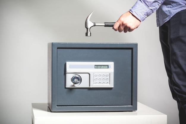 Naruszenie bezpieczeństwa - koncepcja bezpiecznego zbioru