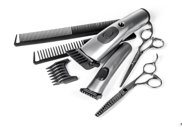 Narzędzia fryzjerskie