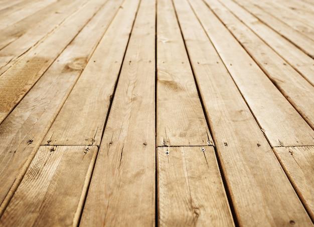 Natura dobra perspektywa ciepłe drewniane podłogi tekstury