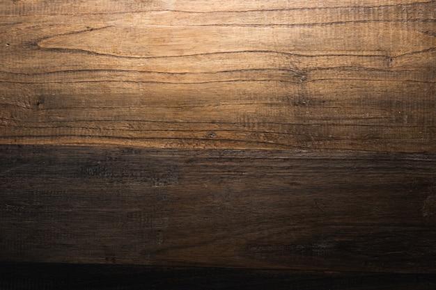 Naturalna polakierowana drewniana tło tekstura