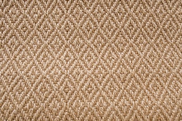 Naturalna sizal matuje powierzchnię, tekstury tło.