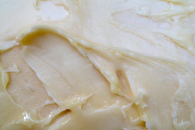 Naturalna tekstura miodu.