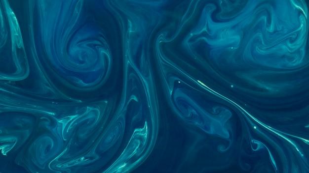 Naturalne mieszane niebieskie tło wirowa