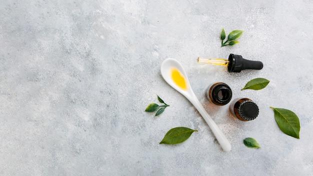 Naturalne serum z kopią