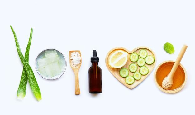 Naturalne składniki do domowej pielęgnacji skóry