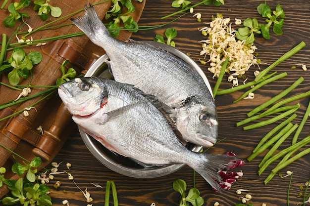 Naturalne surowe składniki dla zdrowej żywności