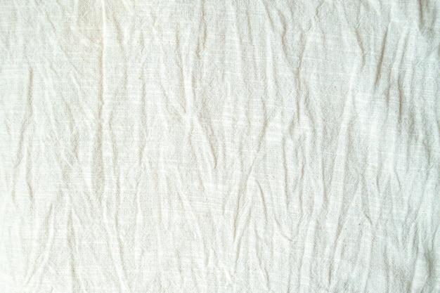 Naturalne tkaniny bawełniane tekstury tła