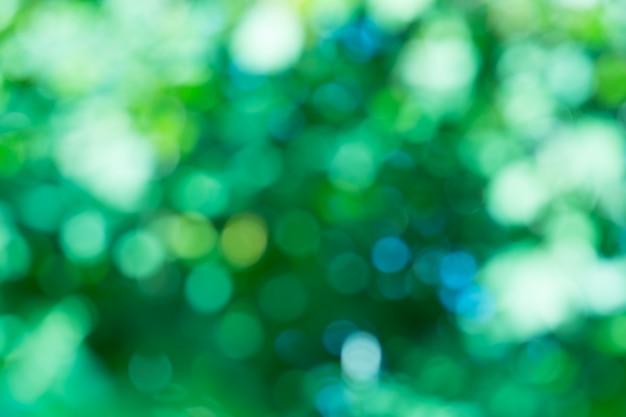 Naturalny bokeh zamazujący. bokeh światła abstrakta tło.