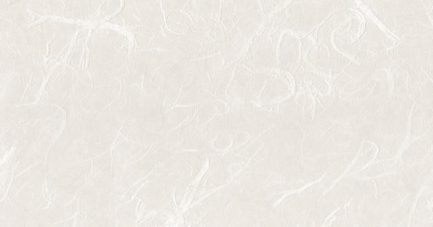 Naturalny japoński papier makulaturowy tekstura tło.