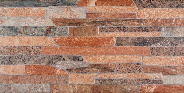 Naturalny kamienny tło w brown brzmieniach.