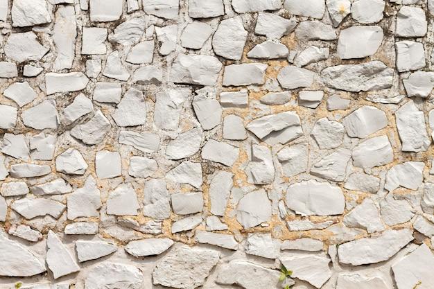 Naturalny konglomerat skał osadowych w tle