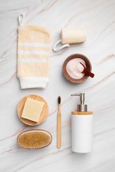 Naturalny skład produktów do samoopieki