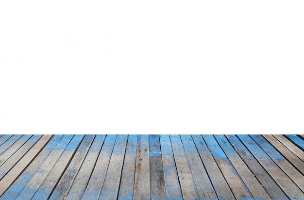 Naturalny wzór drewna stół podłogi do projektowania lub montaż swoje produkty tło