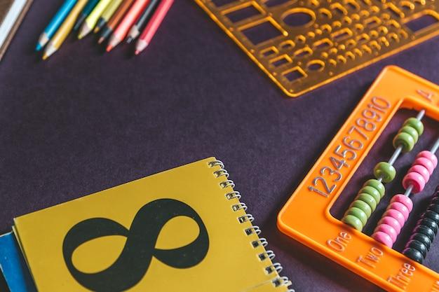 Nauczanie domowe. powrót do szkoły. kształcenie na odległość. edukacja podczas kwarantanny. nauka i nauka w domu