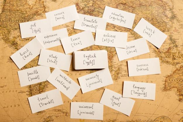 Nauka angielskich słów
