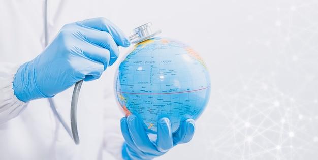 Naukowcy kochają ziemię, kochają środowisko.