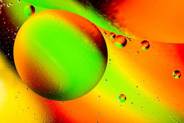 Naukowy obraz błony komórkowej.