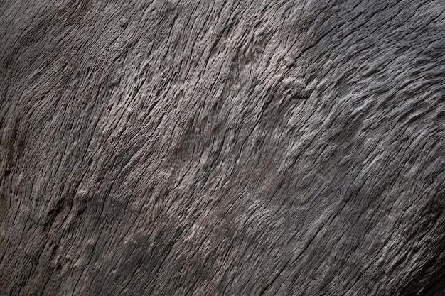 Nawierzchniowej starej drewnianej tekstury naturalny tło. zabytkowe