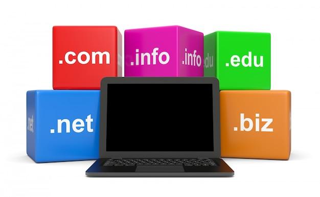 Nazwy domen internetowych