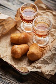Neapolitańska baba rumowa