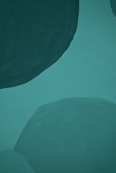 Neutralna pastelowa ciemna i jasnozielona tekstura ręcznie malowane kolory akrylowe na płótnie