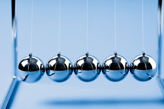 Newtony kulki równoważące kołyski, koncepcja biznesowa