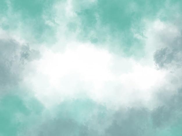 Niebieska abstrakcyjna powierzchnia