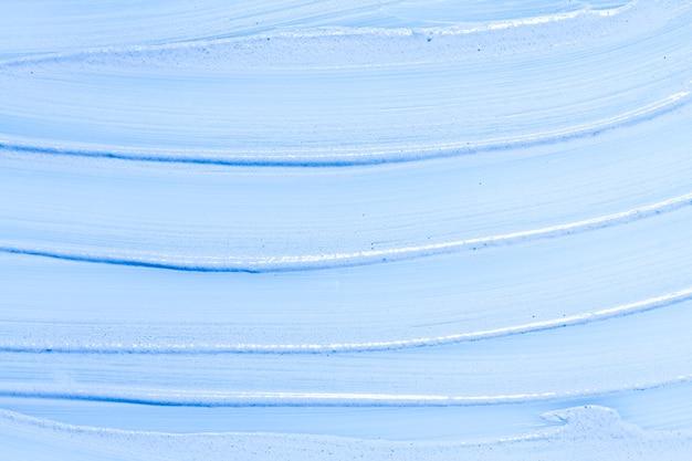 Niebieska farba tekstury z wzorem