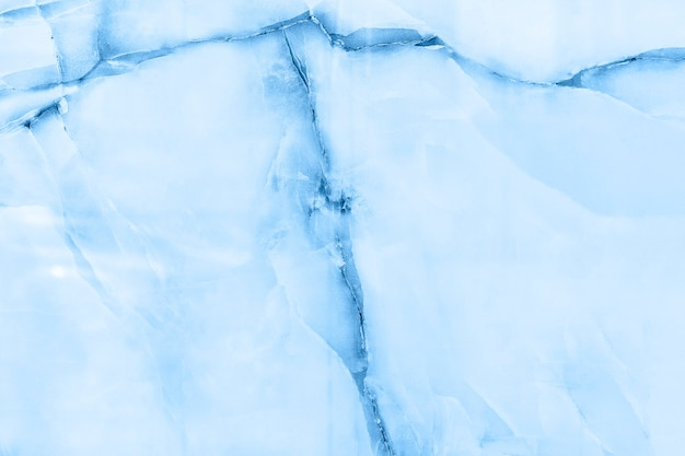 Niebieska marmurkowa tapeta wzorzysta