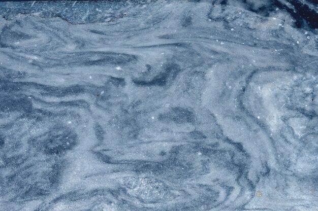 Niebieska marmurowa powierzchnia kamienia