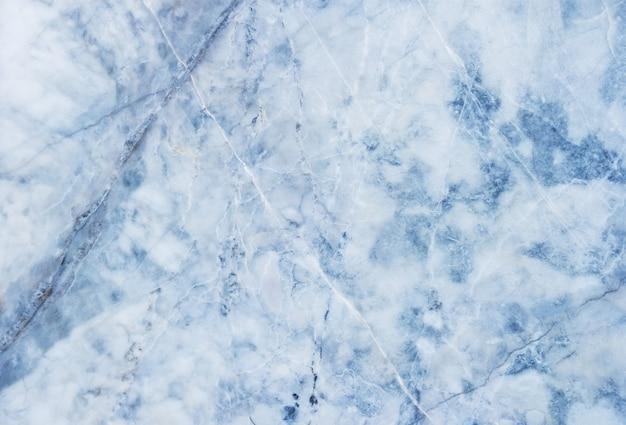 Niebieska marmurowa tekstura