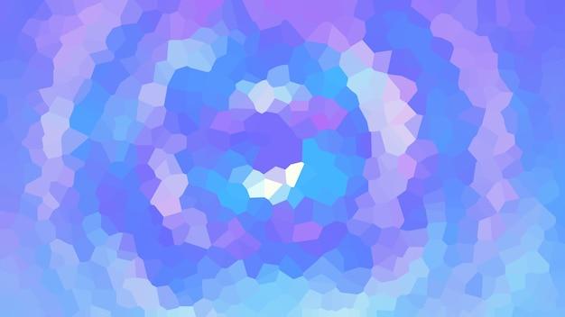 Niebieska mozaika abstrakcyjny wzór tekstury tła, miękkie rozmycie tapety