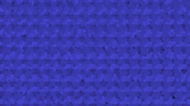 Niebieska mozaika bez szwu tekstury tła, miękkie rozmycie tapety