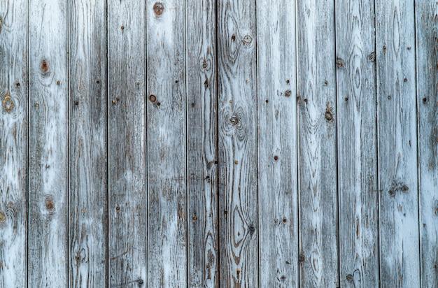 Niebieska struktura drewna