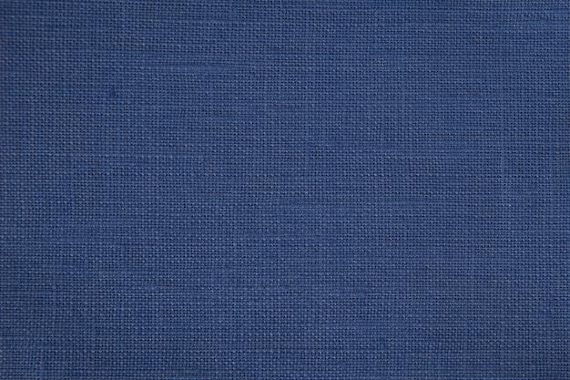 Niebieska tekstura tkanina