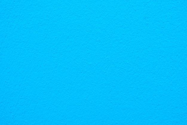 Niebieski cement lub betonowa ściana teksturowanej tło