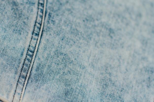 Niebieski denim tekstura tło