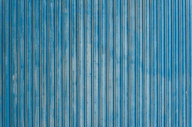 Niebieski falistej powierzchni