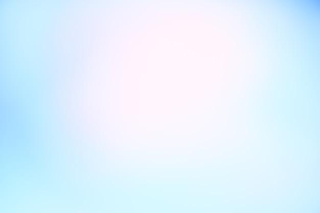 Niebieski gradient nieostre abstrakcyjne zdjęcie gładkie linie kolor