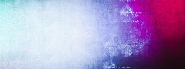 Niebieski i różowy gradient, biała tekstura tło
