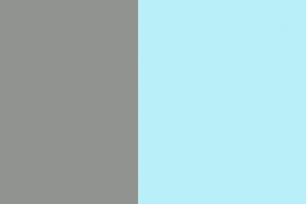 Niebieski i szary pastelowy kolor papieru na tle tekstury