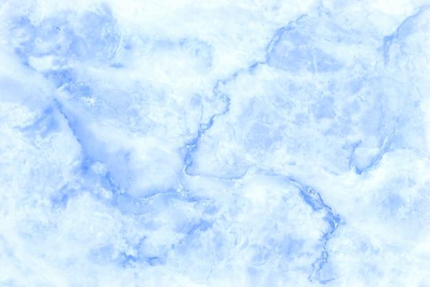 Niebieski pastelowy marmur tekstury z wysokiej rozdzielczości na tle