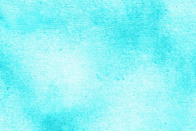 Niebieski streszczenie akwarela cieniowanie pędzla