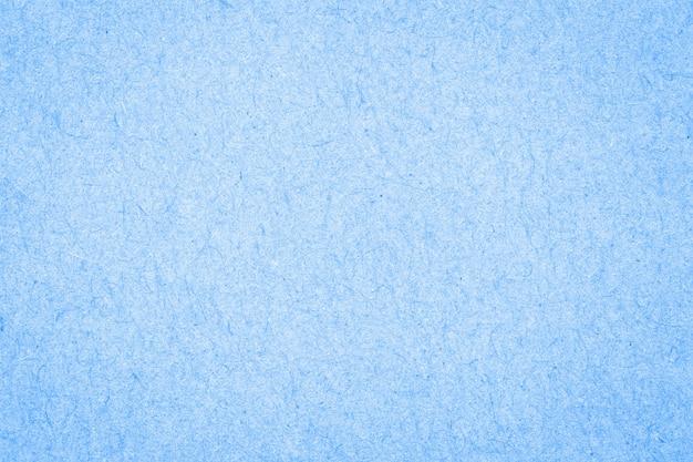 Niebieski tekstury papieru streszczenie na tle